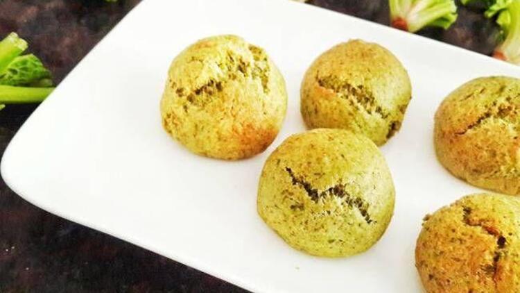 Ispanaklı kurabiye tarifi