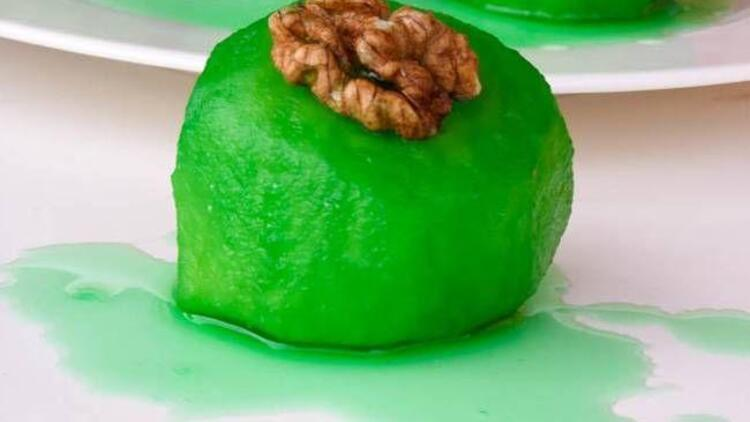 Nane şuruplu elma tatlısı tarifi