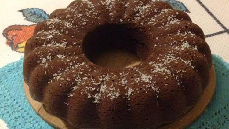 Az şekerli kakaolu kek tarifi