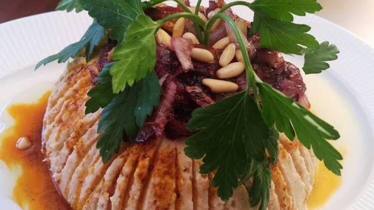 Karamalize soğanlı fasulye ezmesi tarifi
