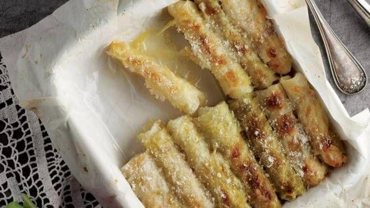 Turplu lahana sarması tarifi