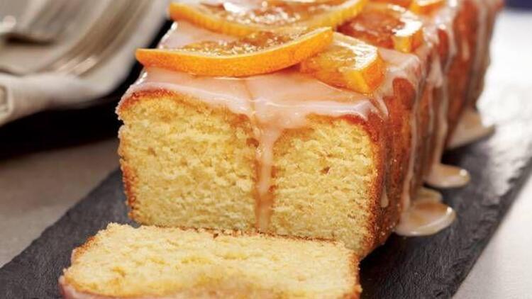 Kan portakalı keki tarifi
