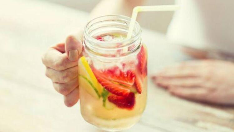 Kan şekerini dengeleyen limonata tarifi