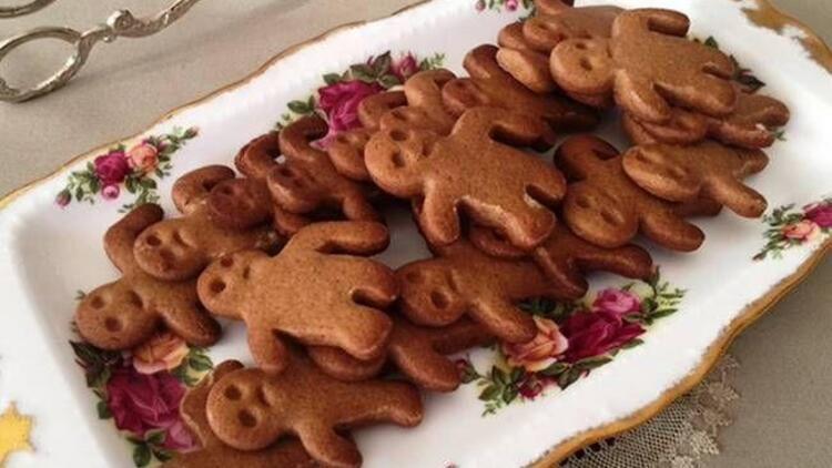Zencefilli bisküvi tarifi