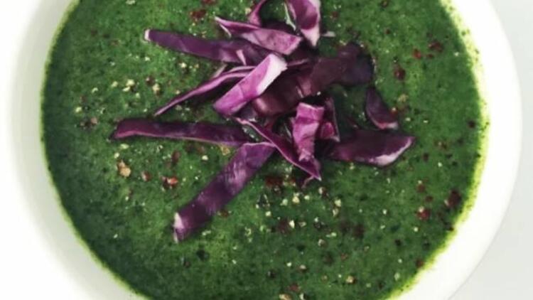 İsveç usulü vegan ıspanak çorbası tarifi