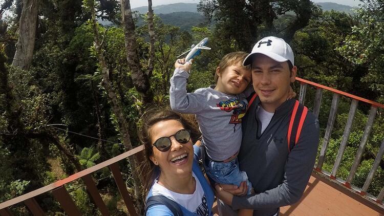 Kosta Rika'da altı günde sıra dışı macera