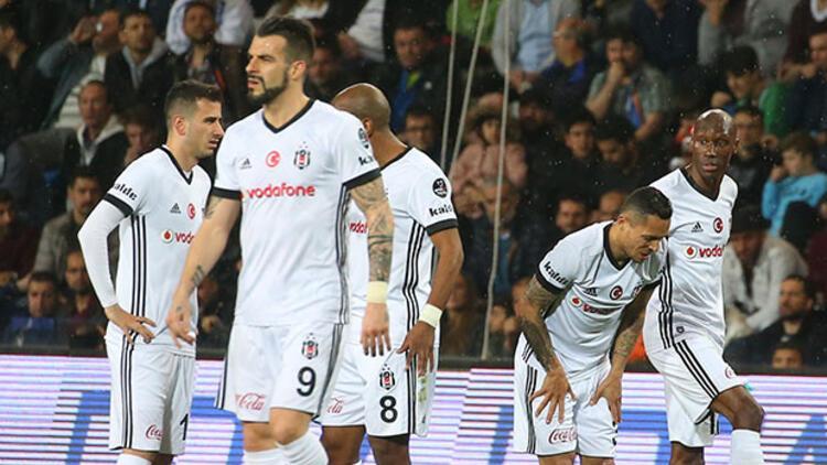 Beşiktaş'ta golcüler geçmişi aratıyor