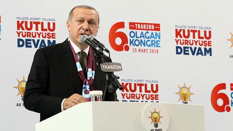 Son dakika... Cumhurbaşkanı Erdoğan'dan operasyon mesajı...