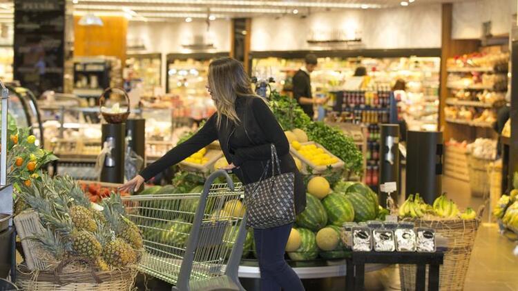 Hızlı tüketim pazarında büyüme
