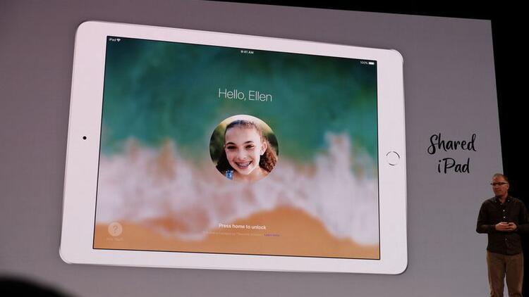 Apple Pencil ile çalışan yeni iPad ortaya çıktı