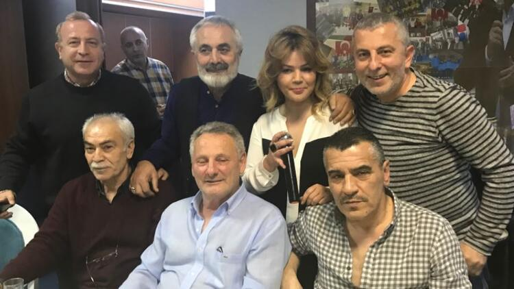 Fenerbahçeli efsaneler moral gecesinde buluştu