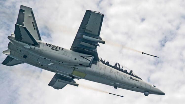 ABD Libya'da hava saldırısı düzenledi