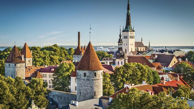 Özgürlük şarkılarıyla ilan edilen masalsı yer: Estonya