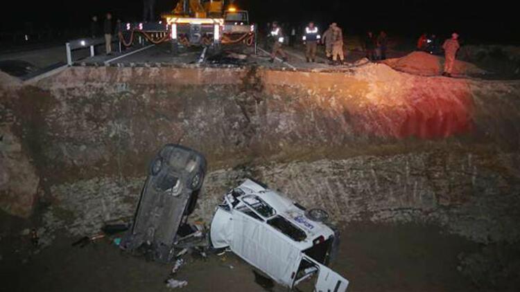 Son dakika: Bayburt'ta feci kaza: Ölüler ve yaralılar var