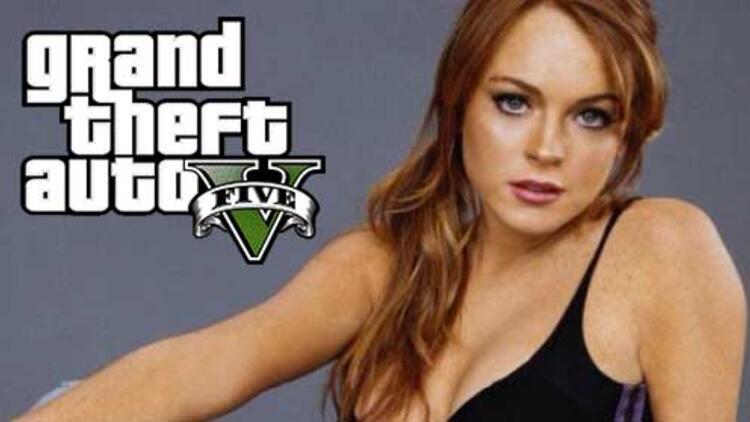 Lindsay Lohan, GTA 5 davasını bir kez daha kaybetti!