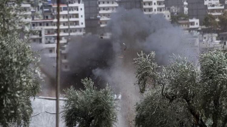 Mehmetçik Afrin'de 650 el yapımı patlayıcı ile 80 mayını imha etti