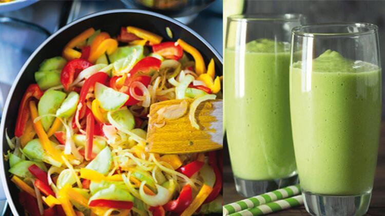 7 uzmandan 7 diyet... Sezona formda ve sağlıklı giriyoruz!