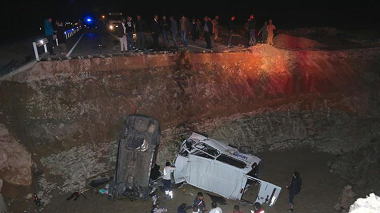 8 kişinin öldüğü kazada 2 tutuklama