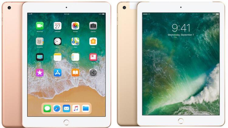 Apple Pencil destekli yeni iPad'in önceki iPad'den farkı