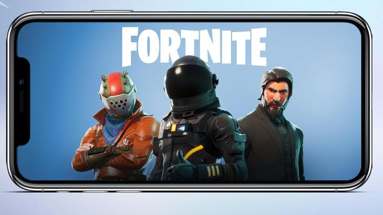 Fortnite iPhone ve iPad'lere geldi!