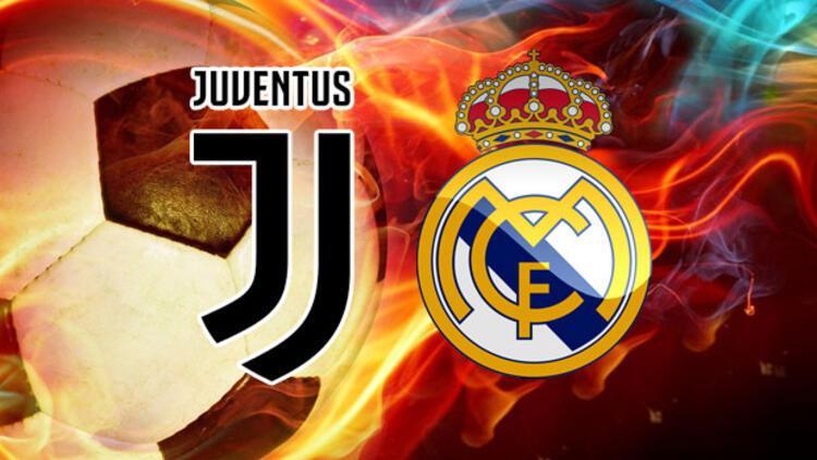 CANLI   Juventus - Real Madrid
