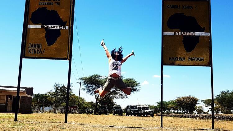 Sadece filmlerde görebileceğiniz doğallıkta bir yer: Masai Mara