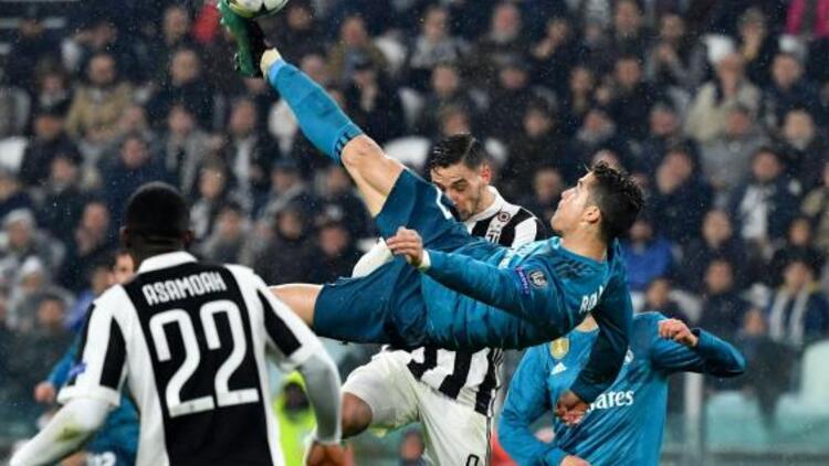 Dünya 2.27'lik müthiş röveşatayı konuşuyor! Ronaldo çılgınlığı...