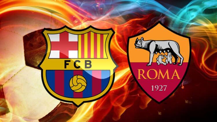 Barcelona Roma Şampiyonlar Ligi maçı bu akşam saat kaçta hangi kanalda canlı olarak yayınlanacak?