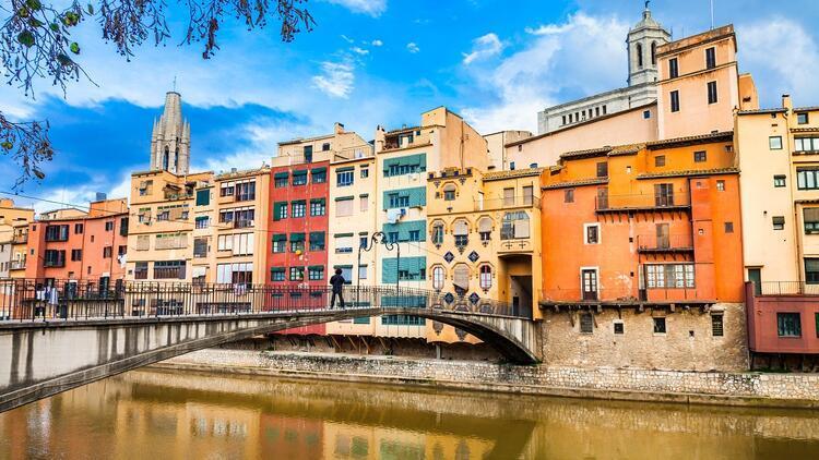 Zamanda yolculuk: Girona