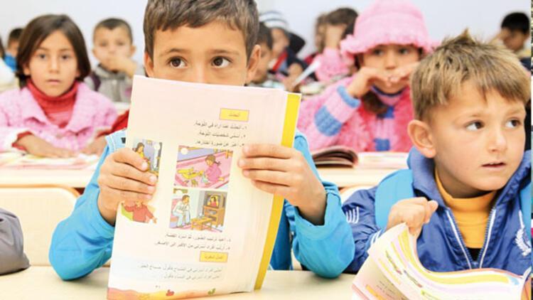 5 Suriyeliden 2'si okula gidemiyor