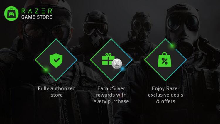 Razer kendi oyun mağazasını açıyor