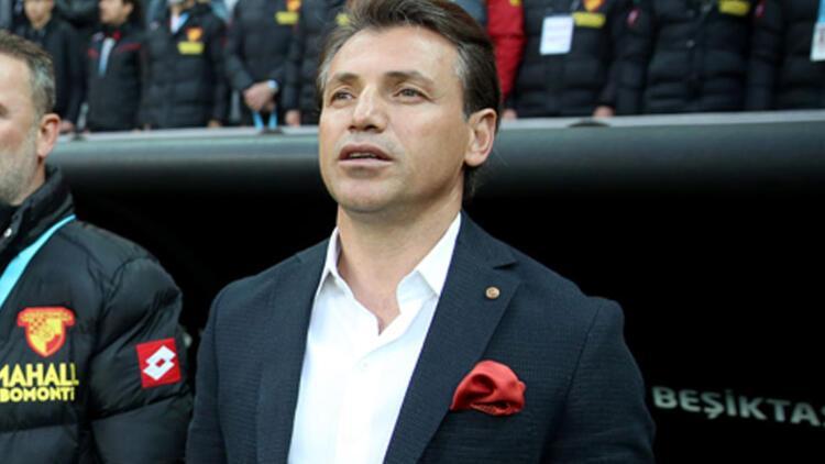 Tamer Tuna: Önümüzdeki sezon Göztepe'de kalmayı düşünüyorum