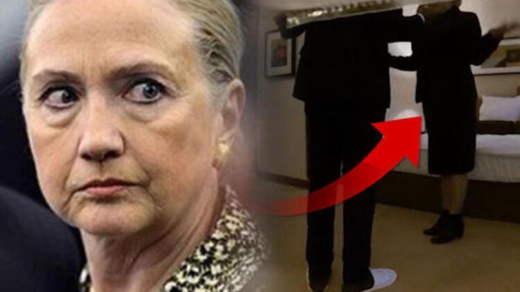 Hillary Clintona porno film şoku! - Son Dakika Haberler