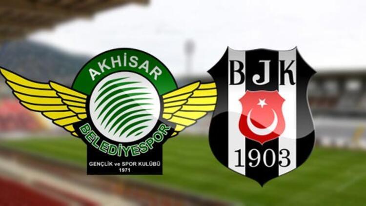 Beşiktaş ile Akhisarspor 12. randevuda!