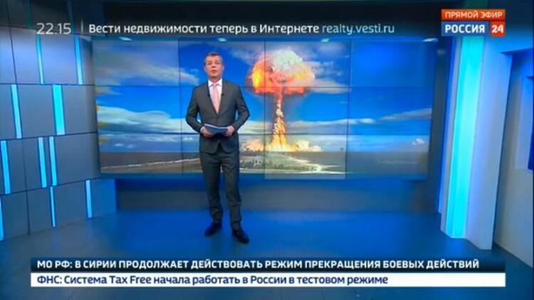 Rus devlet televizyonu uyardı! 'Gıda stoklayın'