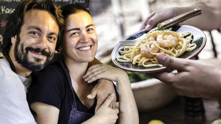 Çeşme'nin en aşk dolu ve lezzetli iki mekanı! Nerdesin aşkım? -Mutfaktayım aşkım!