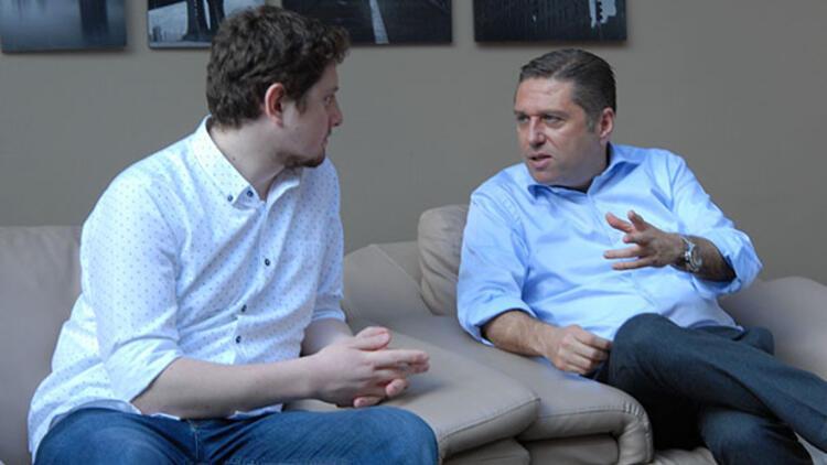 Haydar Arda Çakmak röportajı