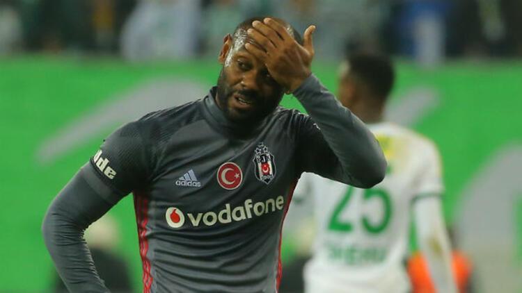 Beşiktaş'tan sürpriz karar! Vagner Love...