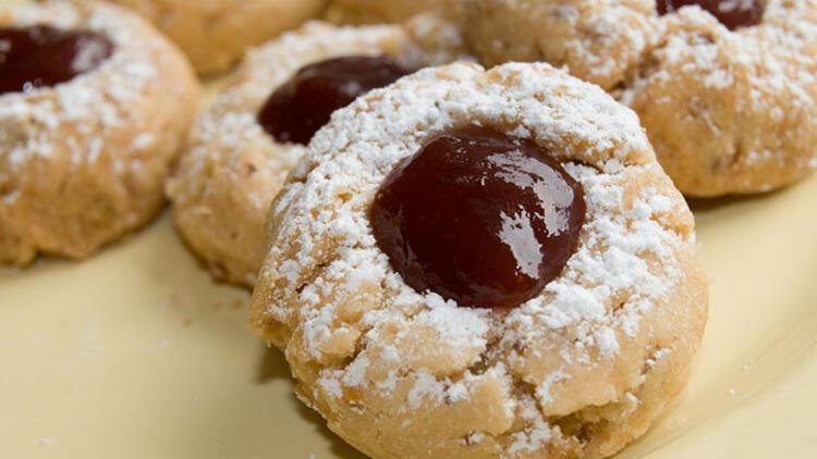 Marmelatlı kurabiye tarifi