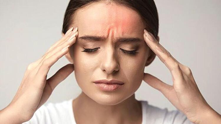 Migren ağrısını bloke eden iğne