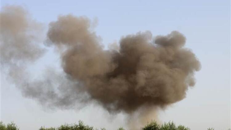 TSK, Afrin'de evlere tuzaklanan bombaları imha etti