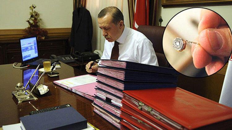 Erdoğan'ın ofisine böcek koyanlara ceza yağdı