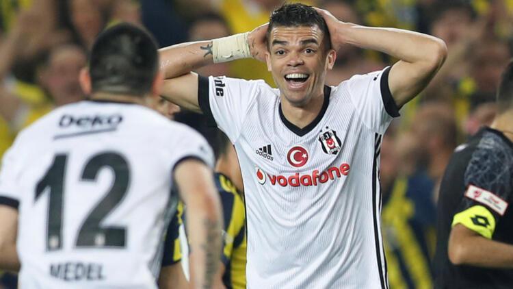 Beşiktaş'ta Pepe depremi! Galatasaray maçı tehlikeye girdi