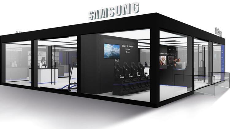 Samsungtan İstinyeParkta özel etkinlik