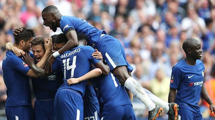 Chelsea, Federasyon Kupasında finale çıktı