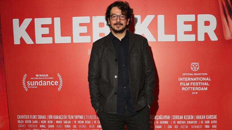 Kelebekler'le Sundance'ten büyük ödülle dönen Tolga Karaçelik Kampüs'te