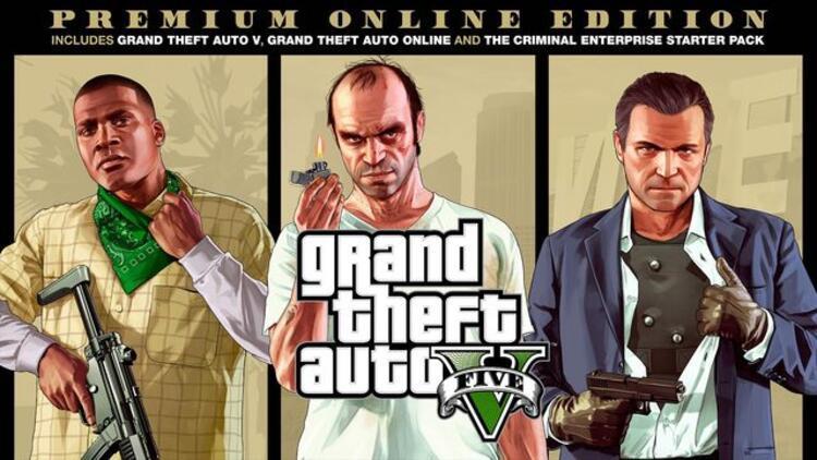 GTA V: Premium Online Edition satışta! Yeni oyunda neler var?