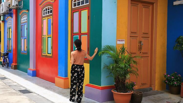 Singapur'un en renkli mahalleleri