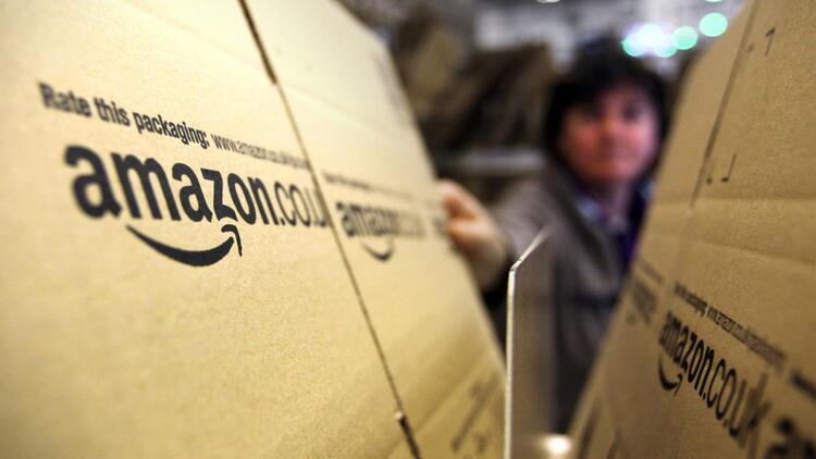 Amazonun hisseleri rekor kırdı, en değerli ikinci şirket oldu