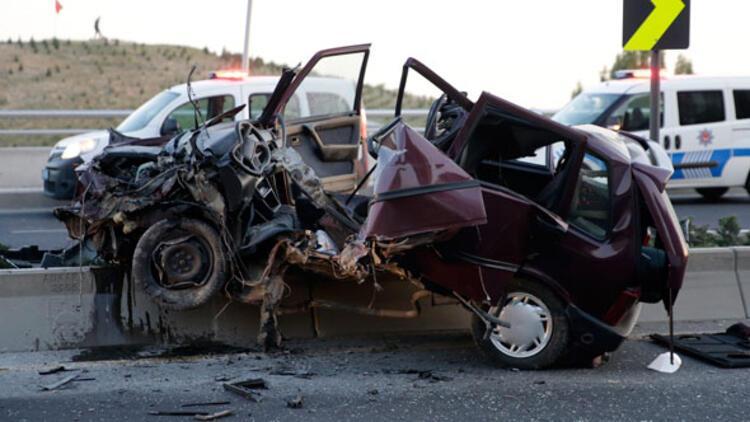 Genç kadının feci şekilde öldüğü kazada şok iddia!